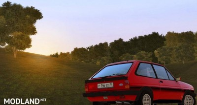 1981 Ford Fiesta XR2 MK1 [1.5.8], 3 photo